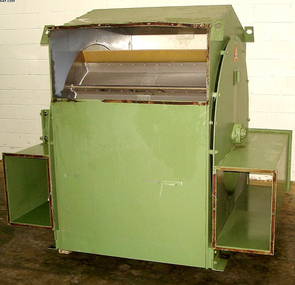 AUTEFA Rotary Screen Condenser, type 44 10, 460v,