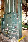 CONSOLIDATED Vertical Baler, Model CBS-2745, 150 ton,