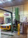 GUALCHIERANI Bale Press, GSA 200/150, consisting of: