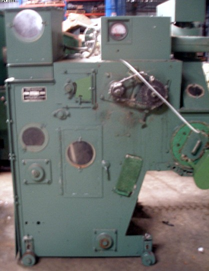 CMC Even Feed, Model EF-38-5, 38""