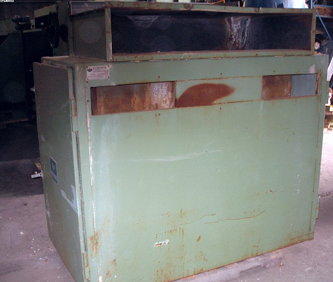 WISE Stationary Screen Condenser,