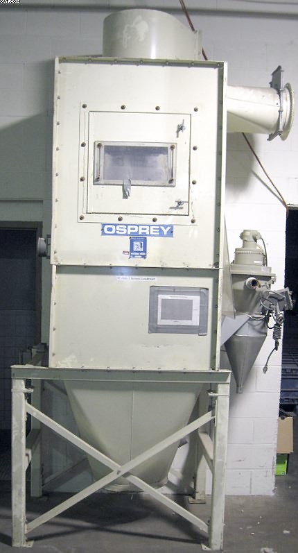 OSPREY Model SC 20 Screen Condenser, 1991 year,