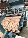 "D&F 48"" Picker, 6 bar, hooked teeth, infeed table,"