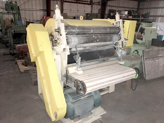"UNKNOWN Opener, 48"" wide, wire main & feed rolls,"