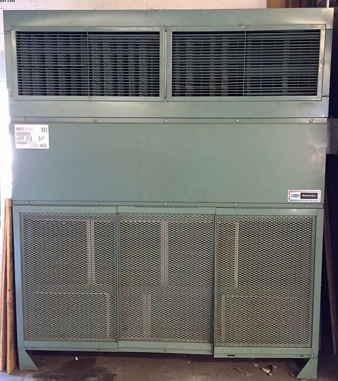 CARRIER WEATHERMAKER Model 4 ORR-016-540 Air conditioner,