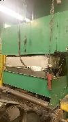 "D & F Cards, 54"" with feed, single delivery coiler,"