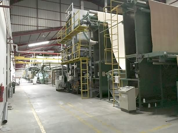 MITTER / FLEISSNER / KUSTERS Carpet Printing Line
