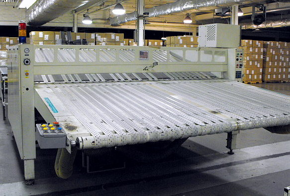 HYTEX  Automated fitted sheet folder,
