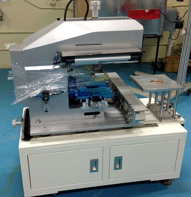 WEGER Model WE-262  Dual Head pad print machines,
