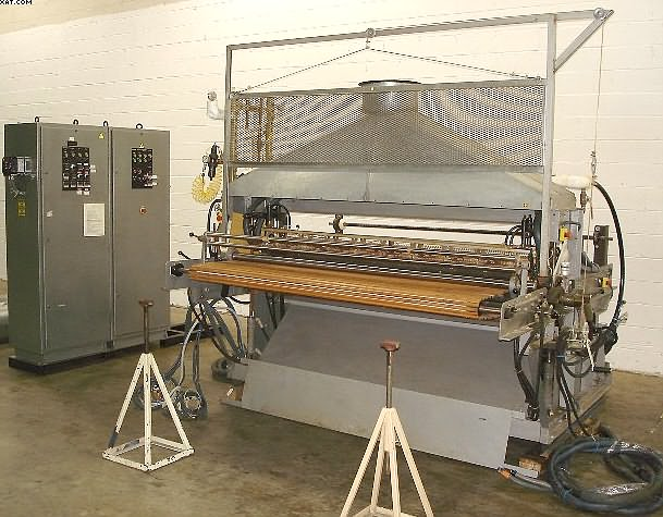 BALCO Fusion Precision Gap 2 roll Laminating / Calender, 1750mm,