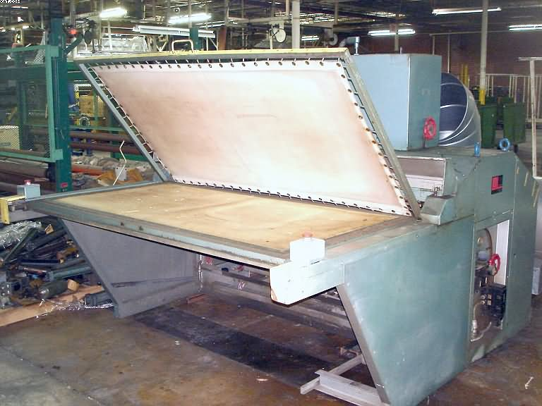 "KED Sublimat 2 Printer, ~36"" x 60"" capacity,"