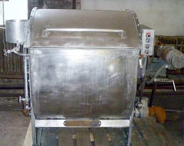 Rotary Dye Machine, 50 lb capacity.