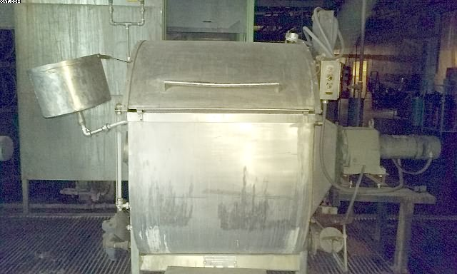 MACON Dye Machine, 250 lb capacity