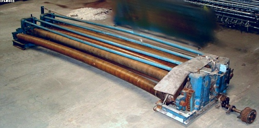 "MOUNT HOPE Model 102 Expander Roll Set, 5 rolls, 102-106"","