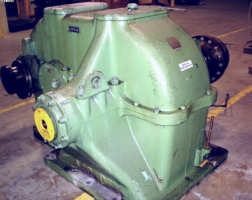 LUFKIN MD640 Gearbox, 22.5:1 ratio, 1800 input rpm,