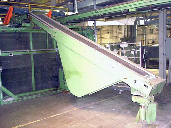 NEUMAG Inclined Tow Conveyors, TYPE rvm 012/180-15/18,