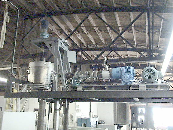 BOULIGNY Multifilament Spinning Line, consisting of: