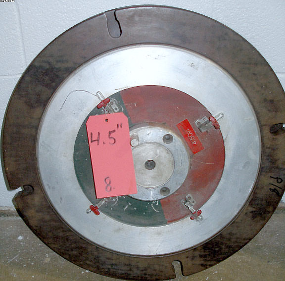 "MD Cutter Reel, for Mark IV tow cutter, 4.5"" cut length,"