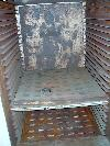 GRIEVE-HENDRY CO. Oven, Model VA-850-E, 850 deg F,