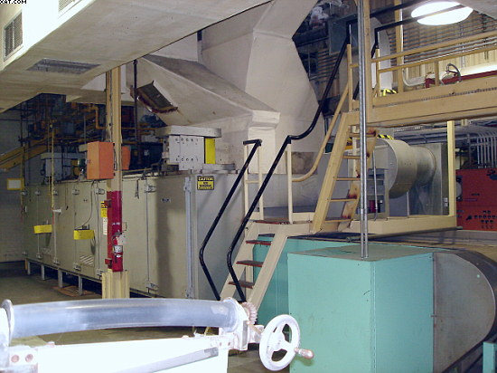 "PROCTOR & SCHWARTZ  Conveyor Dryer - 78"" wide x 24"