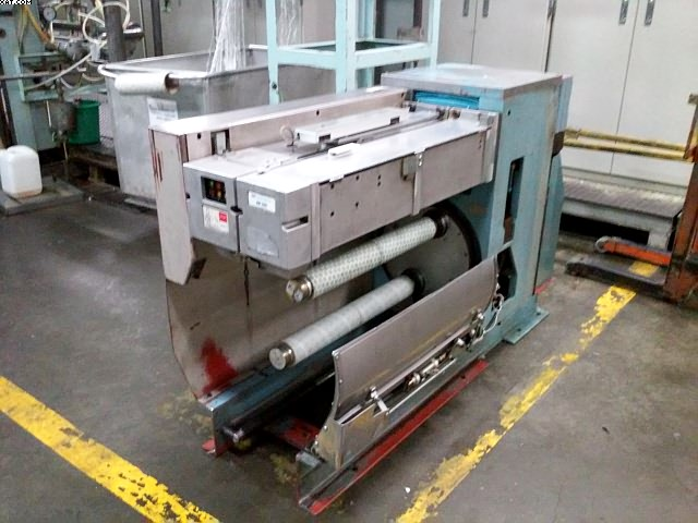 TMT MACHINERY Automatic Winders, type AW-908 / 2CS,
