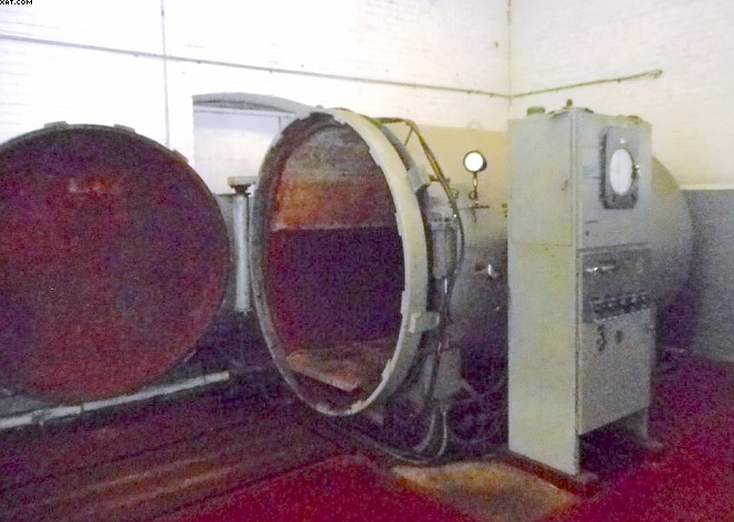 TURBO Autoclave, 6? dia x 10? long,