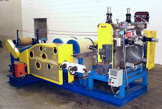 "Coating Line, ~ 14"" working width, consisting of:"