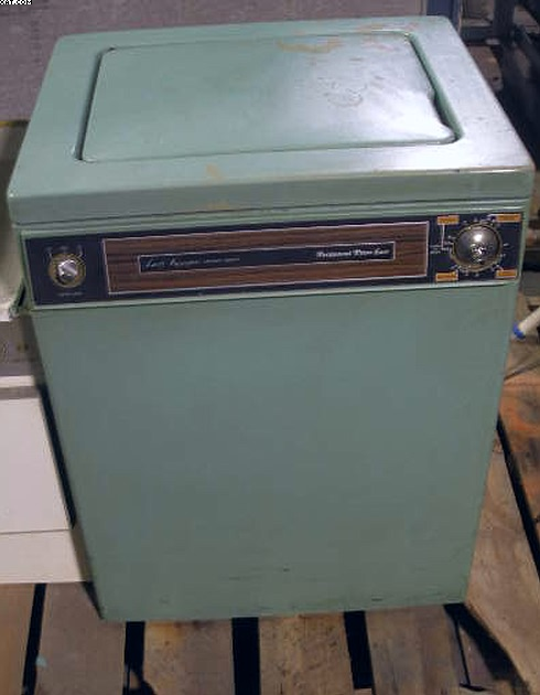 LADY KENMORE Lab Washing Machine,