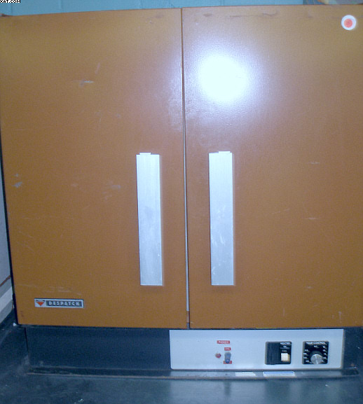 DESPATCH  Lab Oven, Double doors,