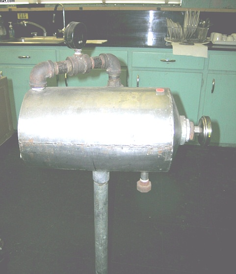 DRY CAN, Stainless Steel,