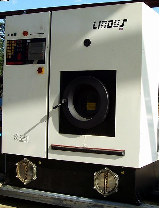 lindus cleaning machine