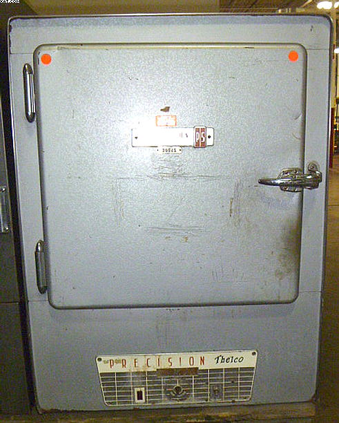 PRECISION SCIENTIFIC THELCO Oven,