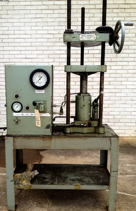 MIDVALE-HEPPENSTALL  Model 341-30S-AP Press,
