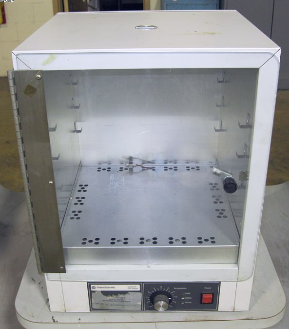 FISHER SCIENTIFIC Isotemp 500 Oven,