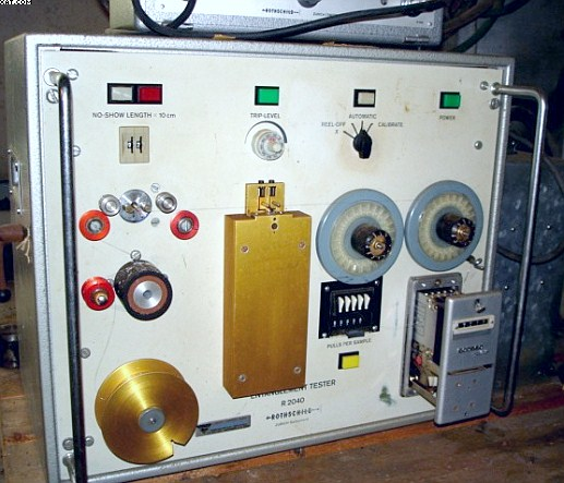 ROTHSCHILD Yarn Entanglement Tester,