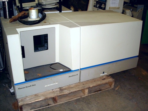 THERMO JARRELL ASH CORPORATION Atom Scan Model 16, yr., 12-93,