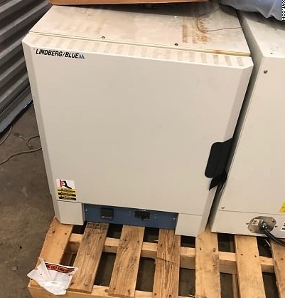 LINDBERG / BLUE M Box Furnace, 1100 deg C,