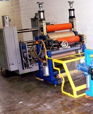 "Laminating Line Components, ~ 28"" working width, consisting of:"