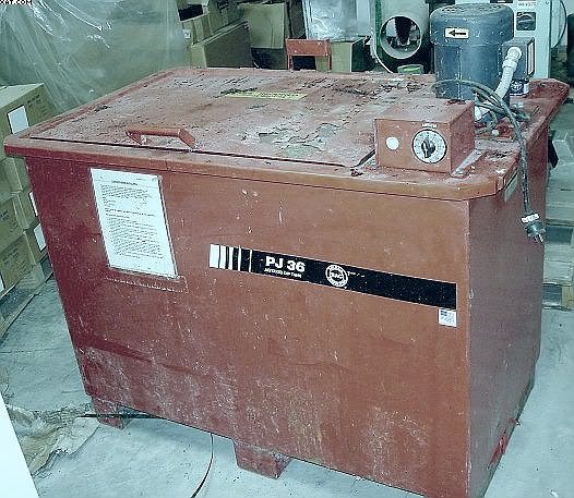 BAC (Build-All Corp) Parts Washer Degreaser,