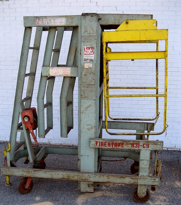 HIGHHORSE Mechanical Man Lift,