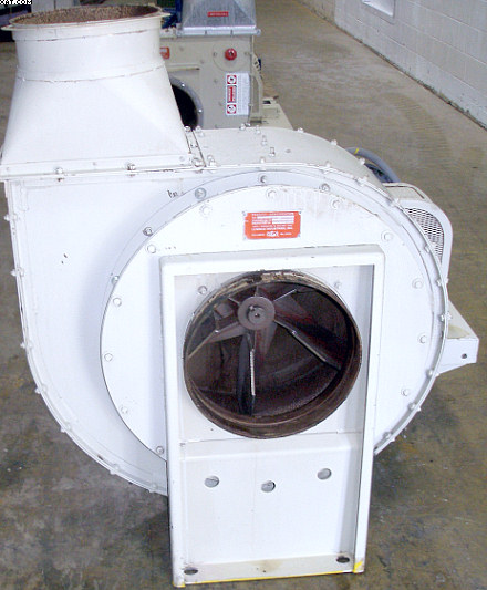 LUMMUS HF-156-19-1304 Stock Fans, aluminum stock wheel,