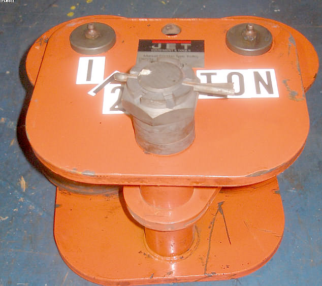 JET Manual Friction Trolley,