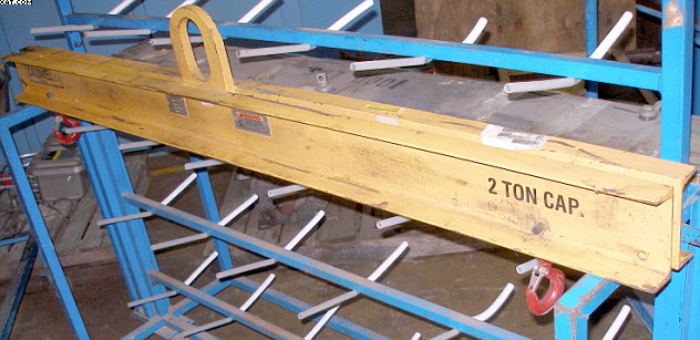 CALDWELL STRONG BAC  Model 20-2-6 Spreader Beam,
