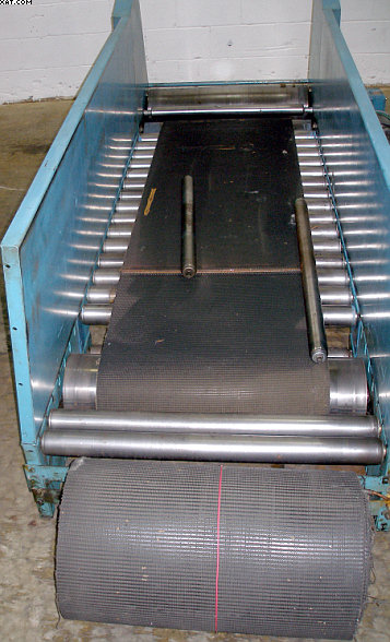 LITTON Unit Handling System (UHS) Motorized Conveyor,
