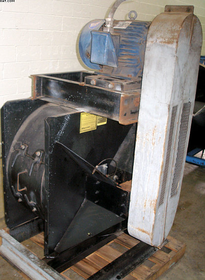 CHICAGO Blower / Fan, Size 18-1/4,