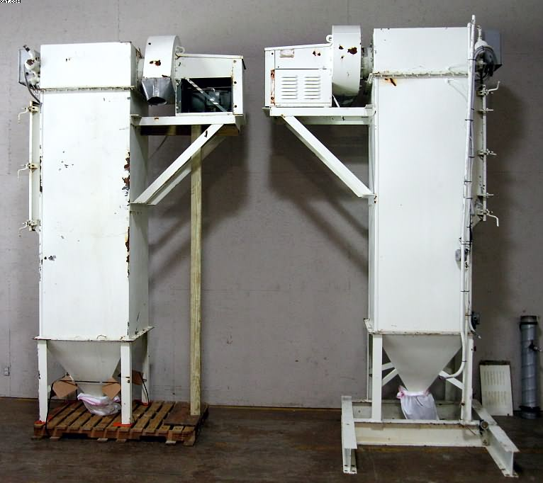 FLEX-KLEEN Pulse Jet Dust Collectors,
