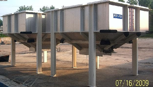"Resin / Chip Hoppers, 72x96"","
