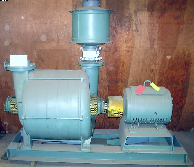 ABINGTON Multistage Centrifugal Blower. 100 hp,  6 stage,