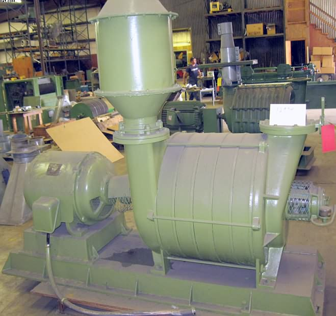 ABINGTON Multistage Centrifugal Blower, 75 hp, 5 stage,