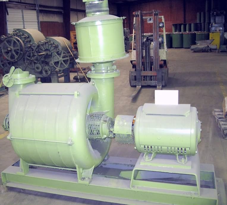 ABINGTON Multistage Centrifugal Blower, 100 hp, 6 stage,